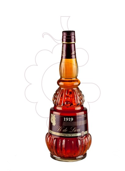 Photo Ranci 1919 de Gandesa fortified wine