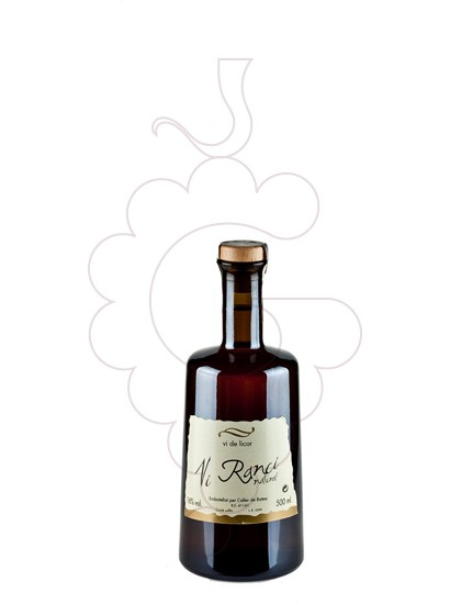 Photo Ranci Celler Batea fortified wine