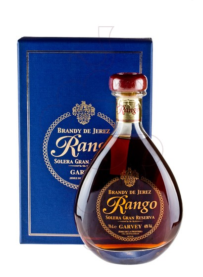 Photo Brandy Rango Solera Gran Reserva Garvey