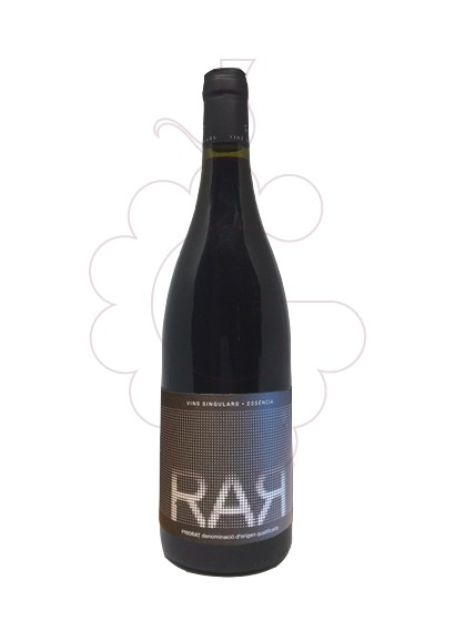Photo Raret Negre red wine