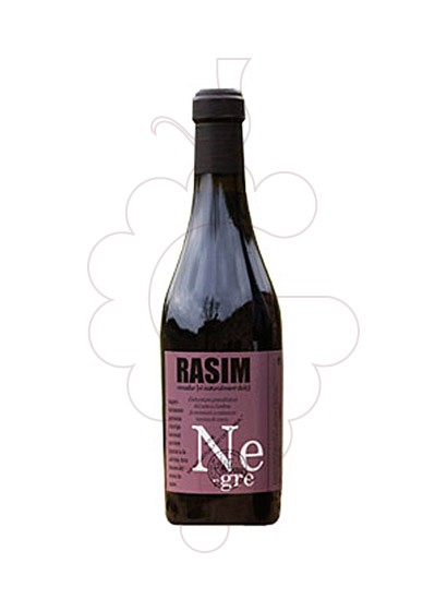 Photo Rasim Negre  fortified wine