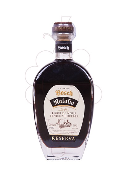 Photo Liqueur Ratafia Bosch Reserva