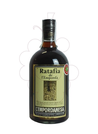 Photo Liqueur Ratafia l'Empordanesa