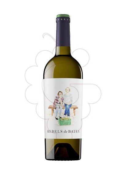 Photo White Rebels de Batea white wine