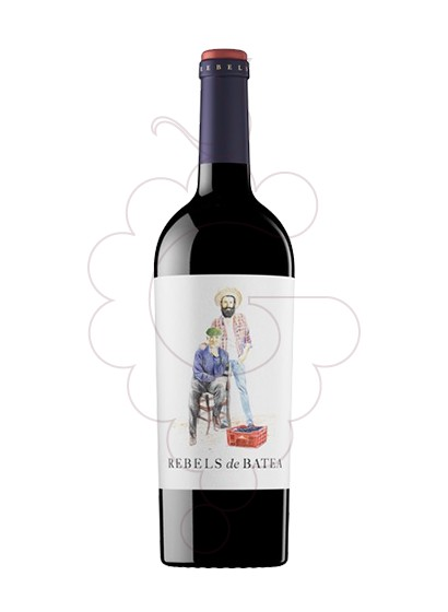 Photo Red Rebels de Batea red wine