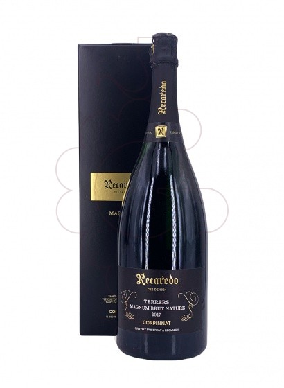 Photo Recaredo Brut Nature Magnum sparkling wine