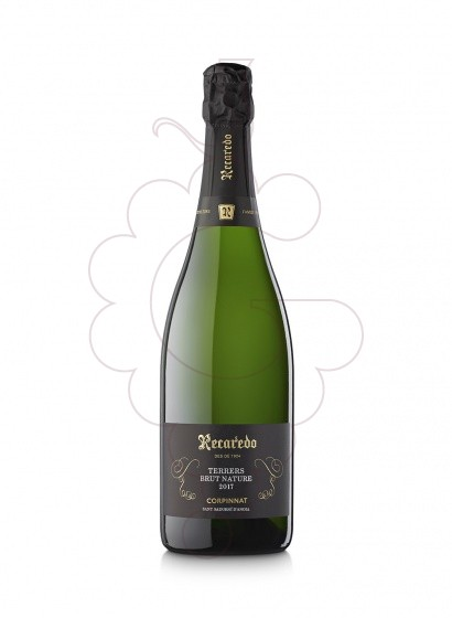 Photo Recaredo Terrers Brut Nature sparkling wine