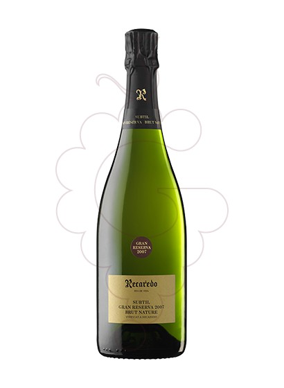Photo Recaredo Subtil Gran Reserva Brut Nature sparkling wine