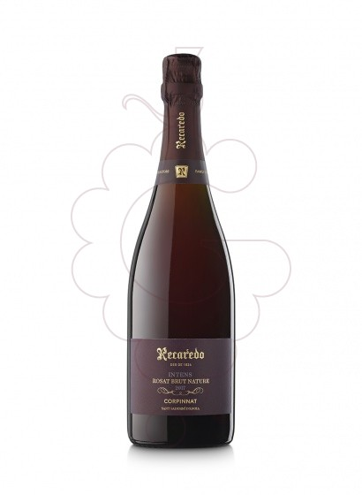 Photo Recaredo Intens Rosat Brut Nature sparkling wine