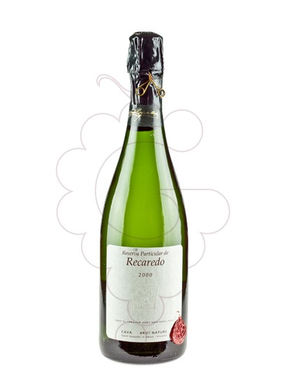 Photo Recaredo Reserva Particular Brut Nature sparkling wine