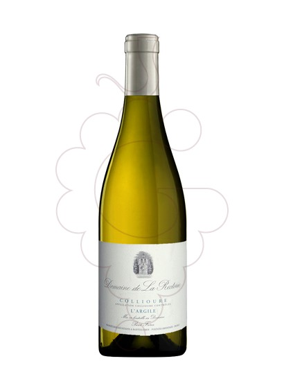 Photo Rectorie l'Argile Blanc white wine