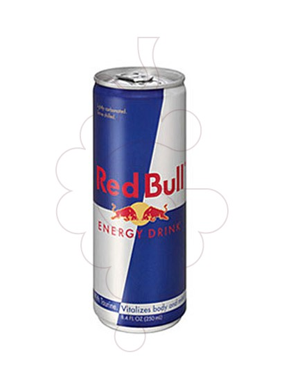 Photo Energy drinks Red Bull