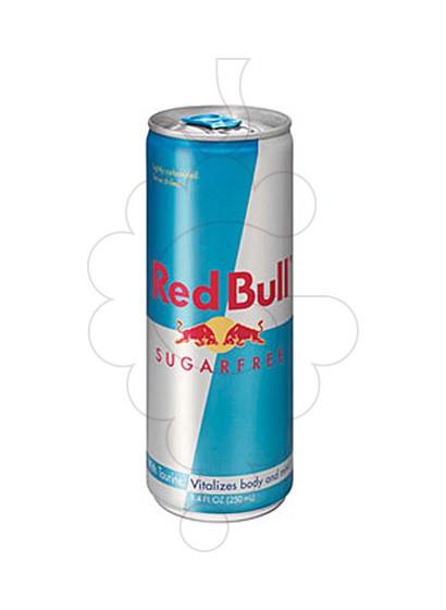 Photo Energy drinks Red Bull Sugarfree