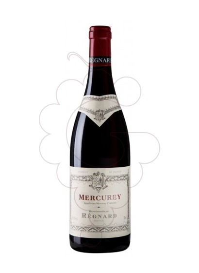 Photo Régnard Mercurey red wine