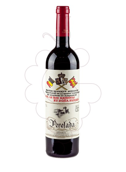 Photo Reina Fabiola Reserva red wine