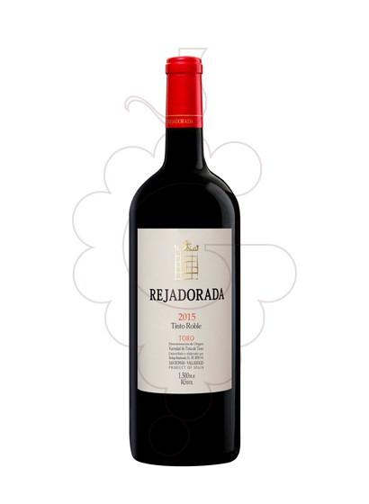 Photo Rejadorada Roble Magnum red wine