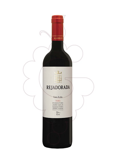 Photo Rejadorada Roure red wine