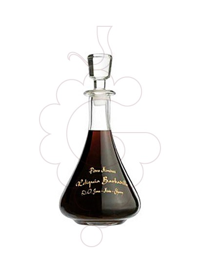 Photo Reliquias Barbadillo P.X. fortified wine