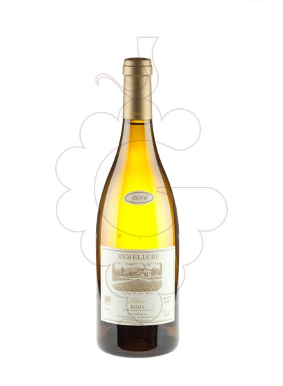 Photo White Remelluri white wine