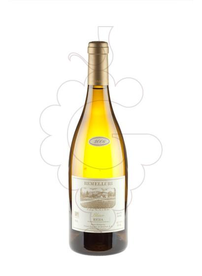 Photo White Remelluri white wine