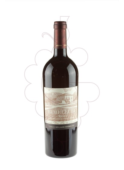 Photo Remelluri Coleccion Jaime Rodriguez red wine