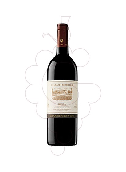 Photo Remelluri La Granja Gran Reserva red wine