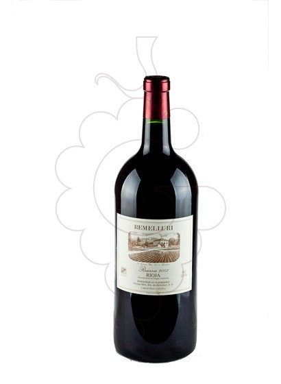 Photo Remelluri Reserva Jeroboam red wine