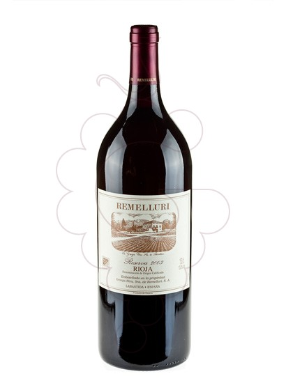 Photo Remelluri Reserva Magnum red wine
