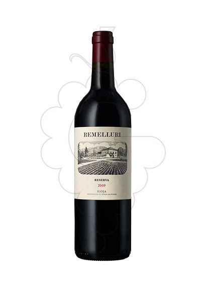 Photo Remelluri Reserva red wine
