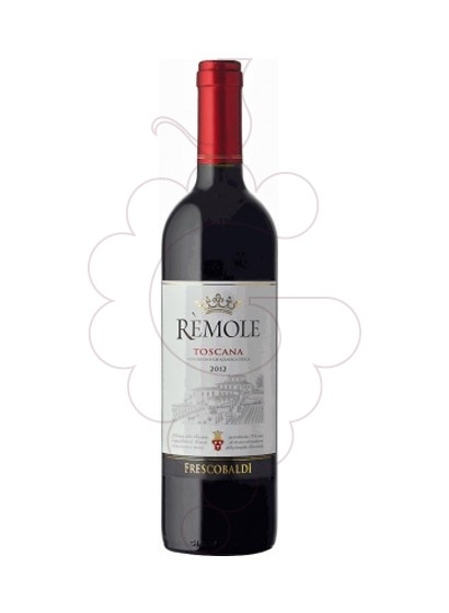 Photo Remole Toscana Frescobaldi red wine