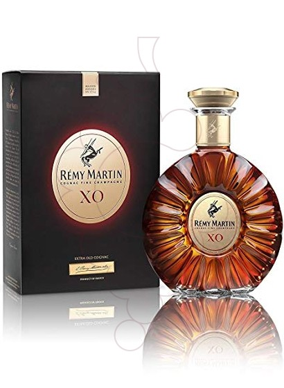 Photo Cognac Remy Martin X.O. Excellence