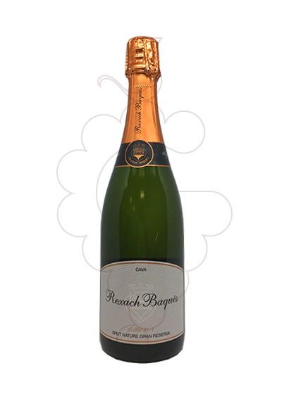Photo Rexach Baques Brut Gran Reserva sparkling wine
