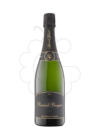 Photo Rexach Baques Brut Imperial sparkling wine