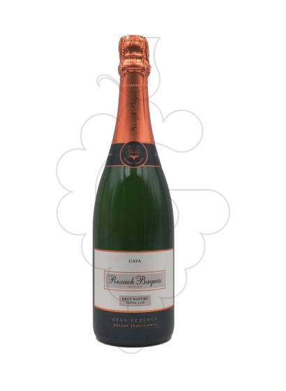 Photo Rexach Baques Brut Nature sparkling wine