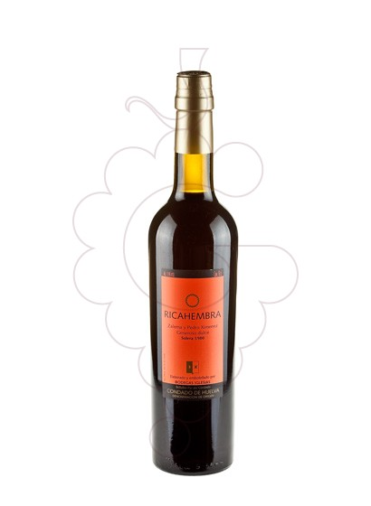 Photo Ricahembra Solera fortified wine