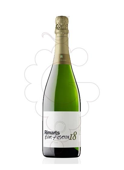 Photo Rimarts Brut Reserva 18 sparkling wine