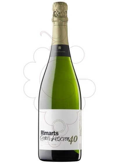 Photo Rimarts Gran Reserva Brut Nature 40 sparkling wine
