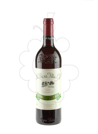 Photo Rioja Alta 904 Gran Reserva  red wine