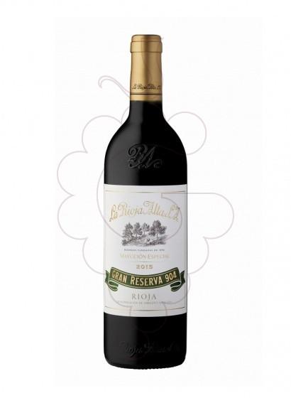 Photo Rioja Alta 904 Gran Reserva  red wine