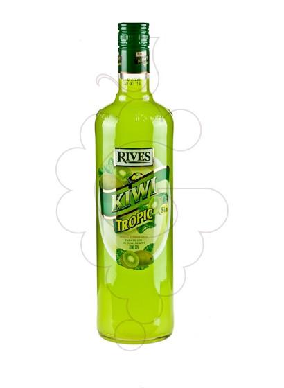 Photo Syrups Rives Kiwi (s/alcohol)