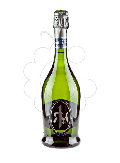 Photo Robert J. Mur Reserva Brut sparkling wine