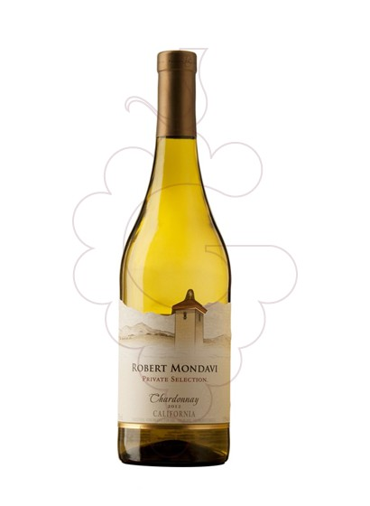 Photo Robert Mondavi Chardonnay  white wine