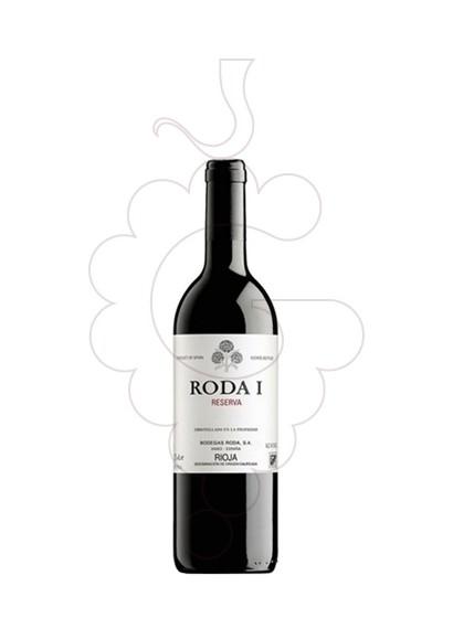 Photo Roda I Reserva (mini) red wine