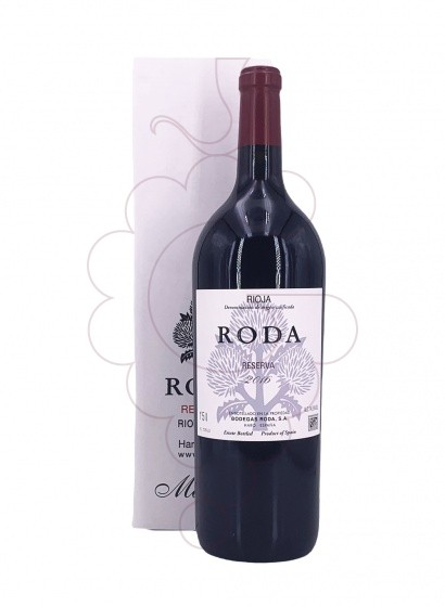 Photo Roda Reserva Magnum  red wine