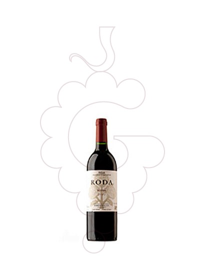 Photo Roda Reserva (mini) red wine