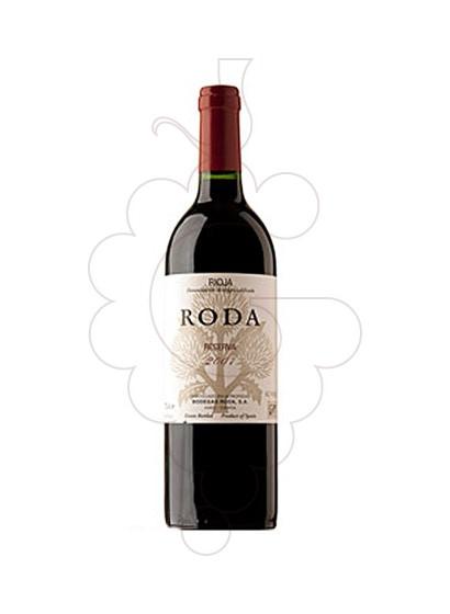 Photo Roda Reserva red wine