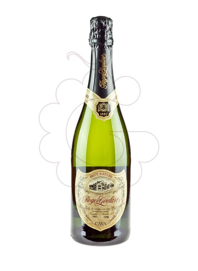 Photo Roger Goulart Brut Nature sparkling wine