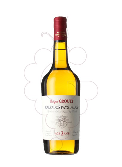 Photo Calvados Roger Groult Reserve 3 Years