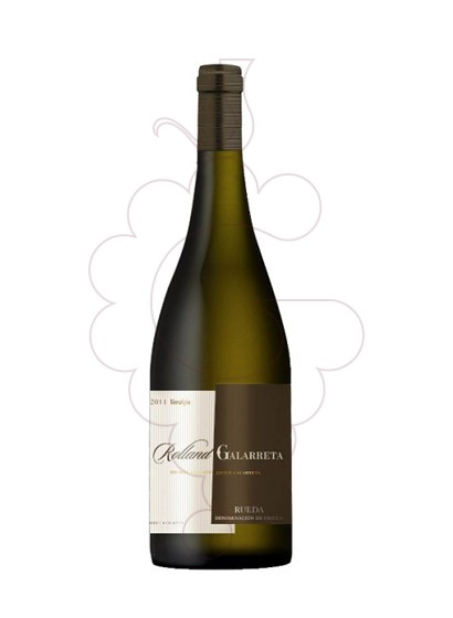 Photo Rolland Galarreta Blanc Rueda white wine