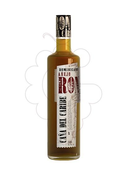 Photo Rum Caña del Caribe Añejo